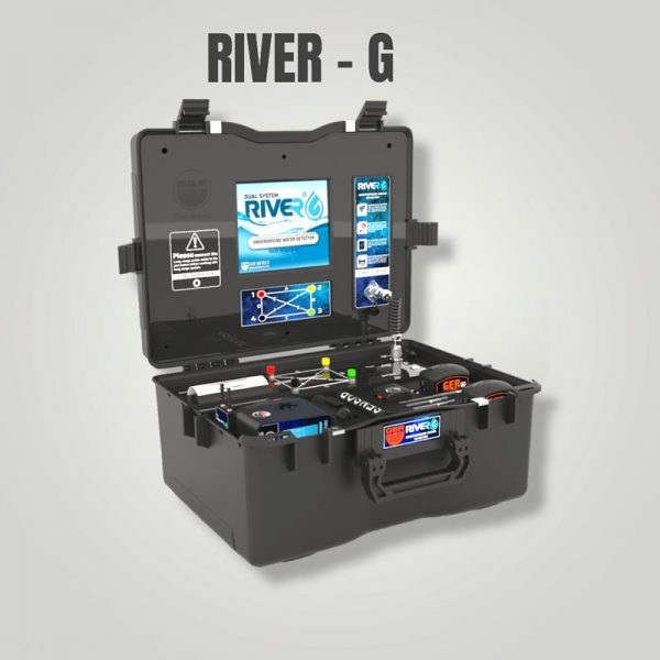 RIVER G 3 SYSTEMS DETECTOR