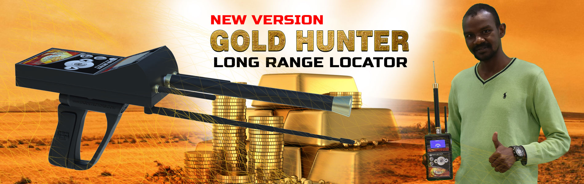 2017 best gold detector gold hunter