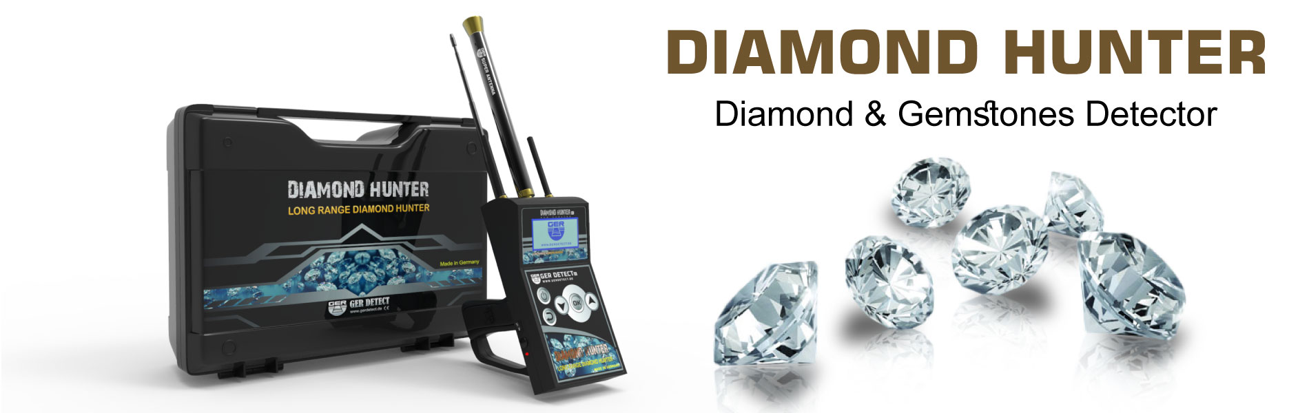 diamond hunter long range gemstone detector