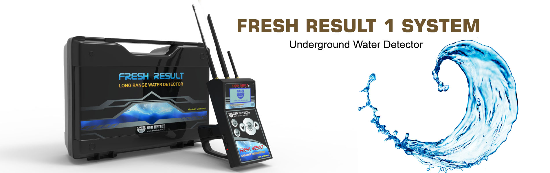 fresh result device searching underground water