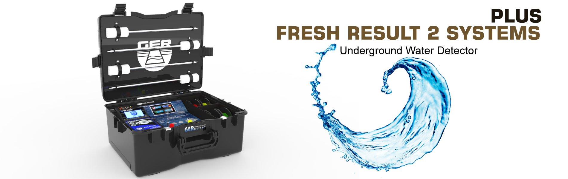 fresh result device underground water locator