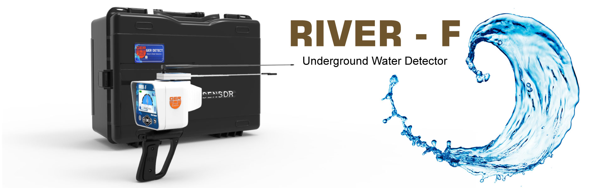 river-f best device detect groundwater